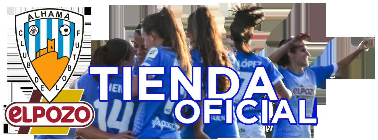Alhama CF Femenino | Tienda Online